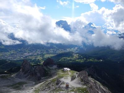 Ferrata / Dolomity 2014