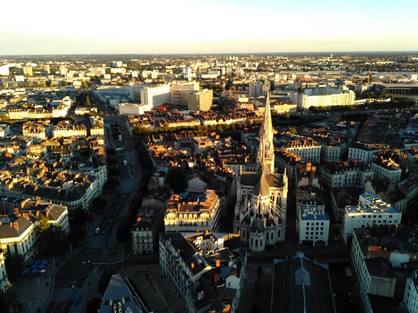 Francie: Bordeaux – La Rochelle – Nantes